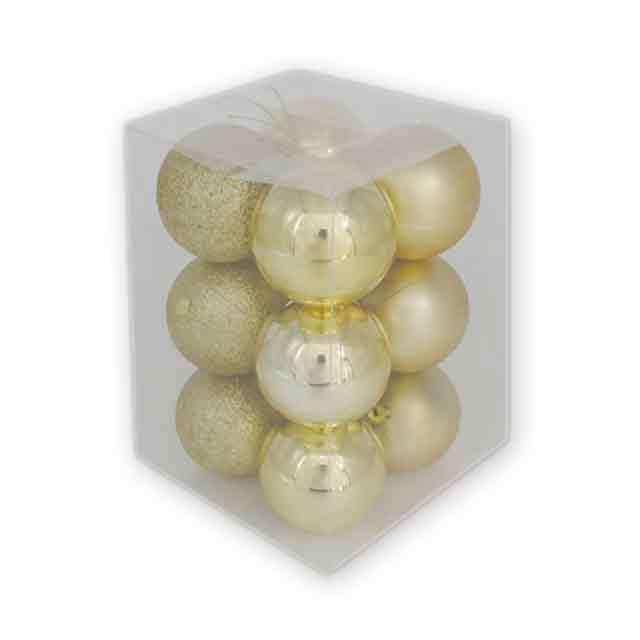 Xmas Decoration Tree Top Balls