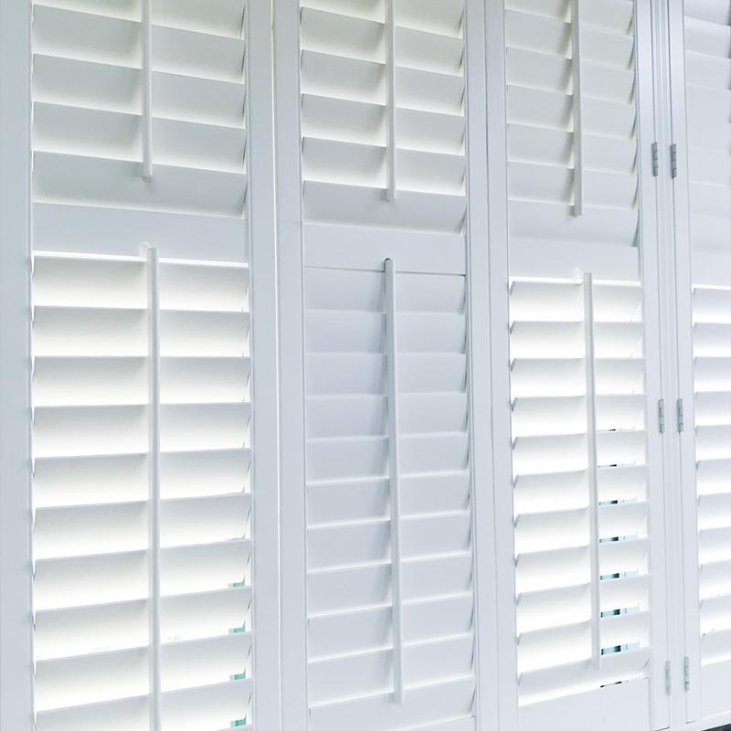 Home Gardening Decaration PVC Shutter Wholesale