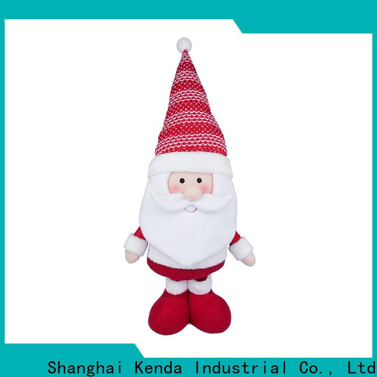 eco-friendly santa claus doll producer