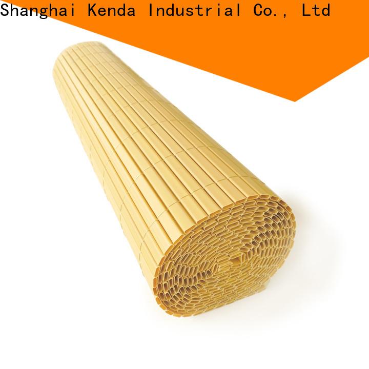 Kenda pvc fence gate producer