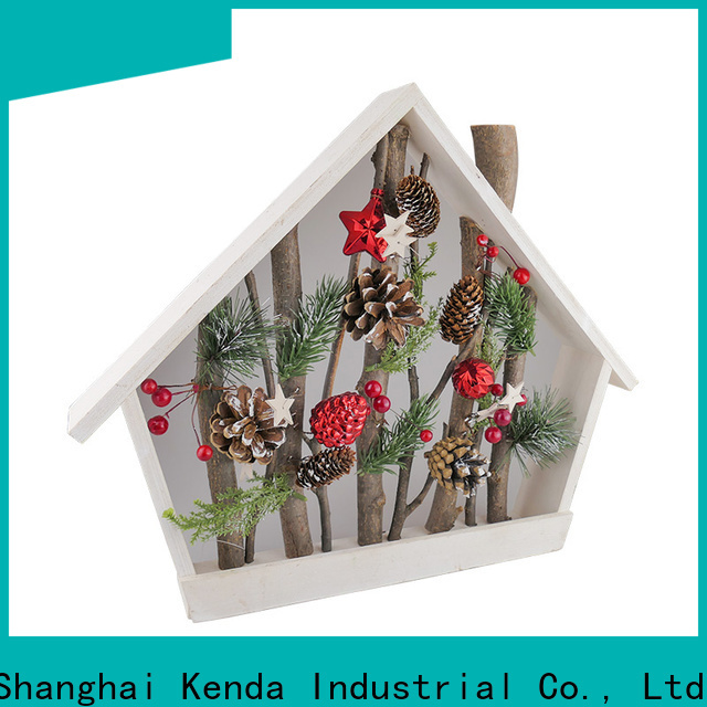 Kenda white house christmas ornaments wholesale