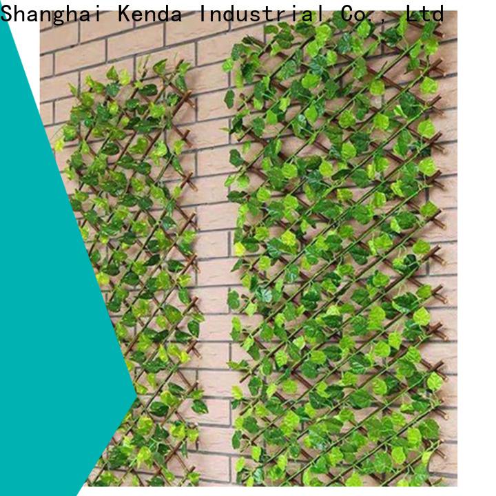 Kenda new artificial trellis plants producer