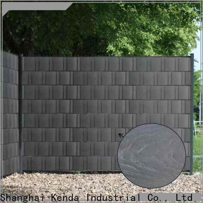 Kenda upvc fence panels overseas trader