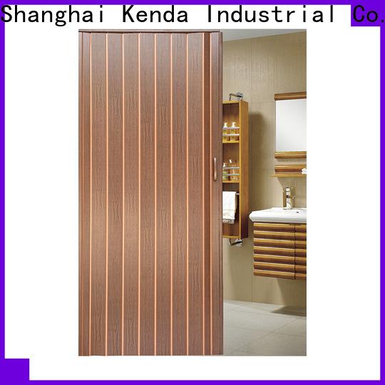 Kenda perfect design pvc accordion door trader