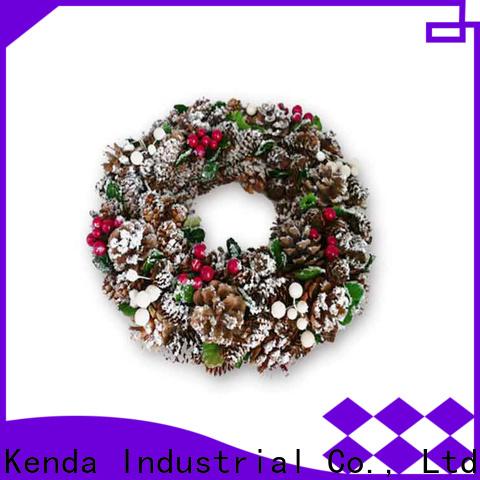 Kenda new cool christmas ornaments supplier