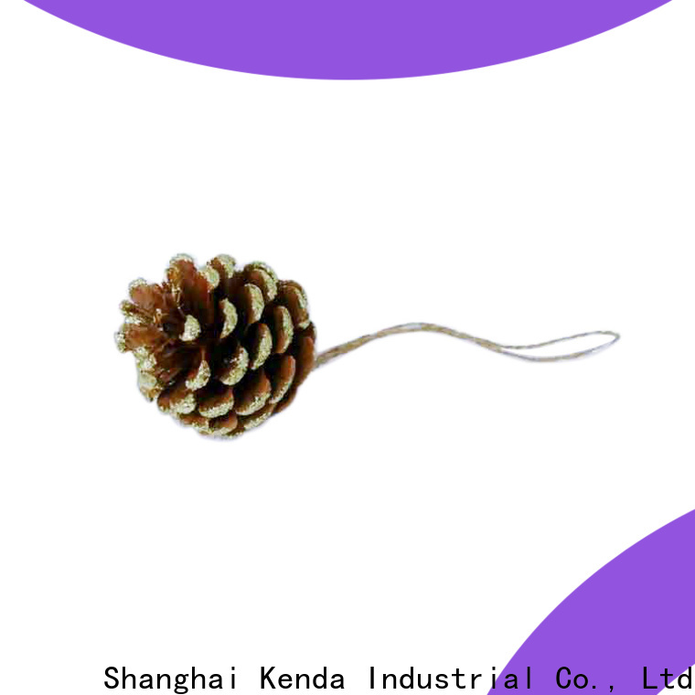 Kenda blue christmas ornaments from China