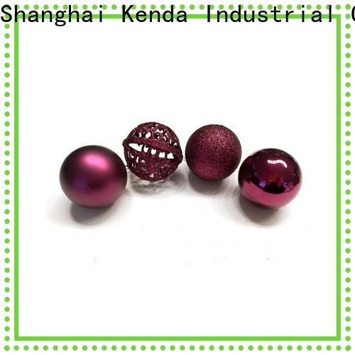 perfect design white christmas balls trader