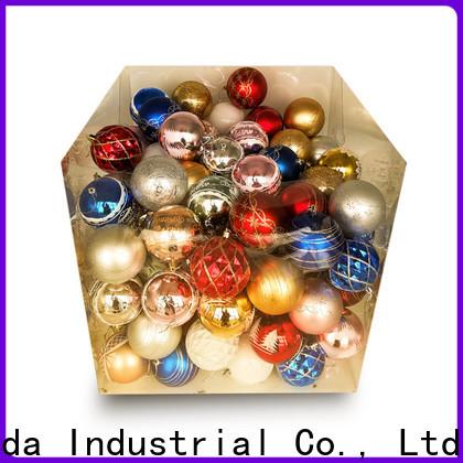 Kenda red christmas balls producer