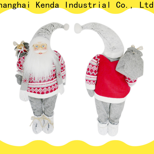 Kenda eco-friendly christmas doll wholesale