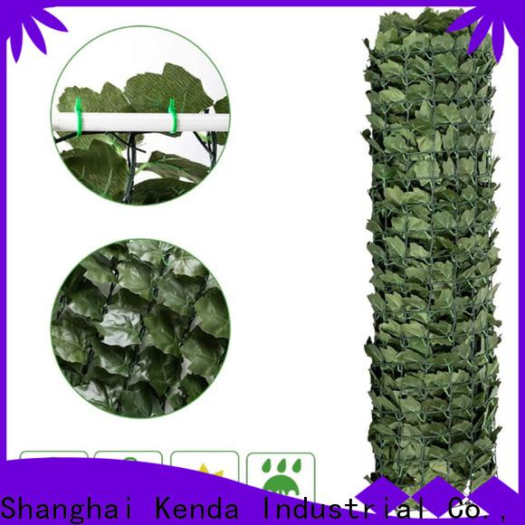 Kenda new artificial hedge screening manufacturer