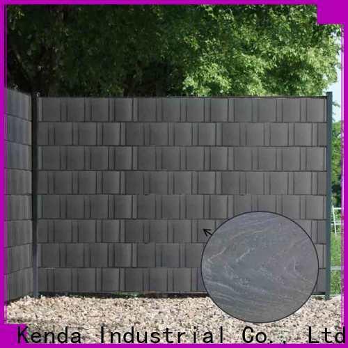 Kenda upvc fencing exporter