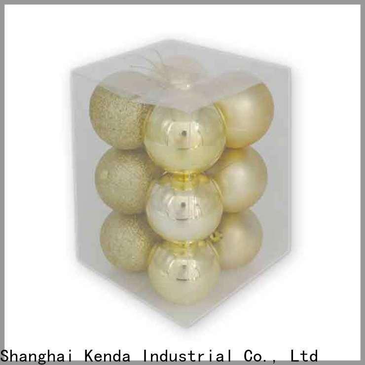 Kenda christmas ball decorations overseas trader