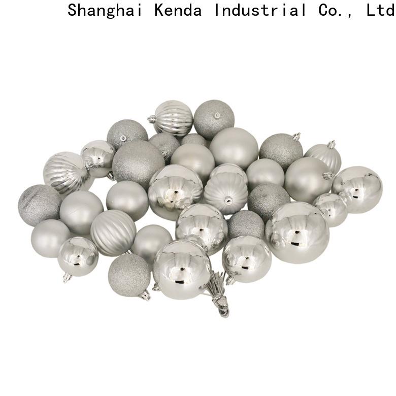 Kenda christmas ball ornaments from China